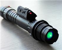 激光眩目器+激光瞄准器组合