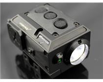 战术灯+激光瞄准组合