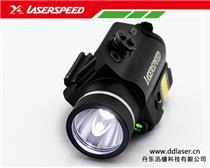 厂家直销 激光瞄准器 (532nm绿)+战术照明枪灯