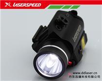 迅镭红激光瞄准器+LED白光战术灯