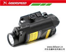 智能灯瞄组合(激光瞄准器+战术照明)