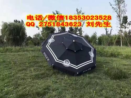 交警聚酯纤维道路遮阳伞