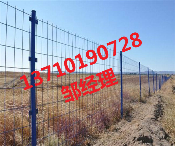 咸宁框架护栏网图片 潜江双边丝围栏网定做 宜昌道路铁丝网厂家