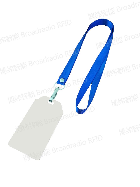 RFID标签超高频胸牌