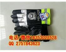 中国交通指挥交警反光手套