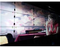 视频监控46寸55寸液晶拼接屏百万高清显示设备