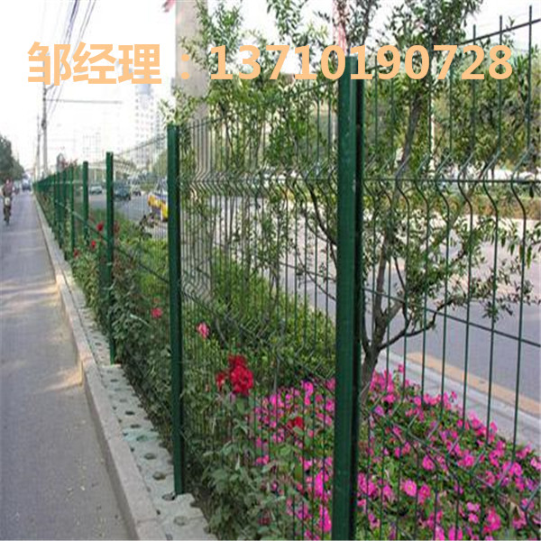 珠海鱼塘隔离围栏网 广州国道防护网订做 阳江景区铁丝网供应