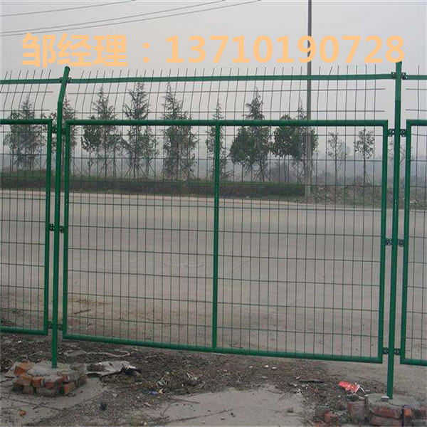 河源景区隔离护栏订做 清远机场护栏网批发 广东桥梁铁丝网供应