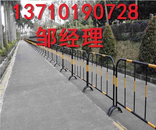儋州市政施工隔离栏 定安铁马交通护栏批发 三亚禁止通行铁马