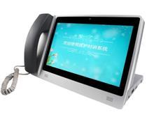 医院护士站IP网络呼叫对讲管理系统10.1寸医护主机