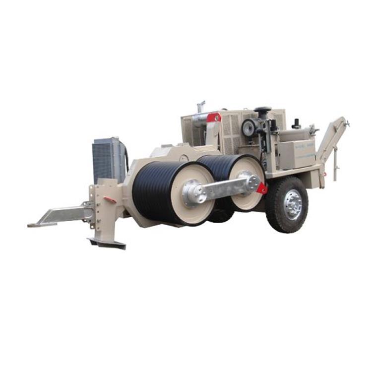 国内电力资质升级牵引机 一级承装修280KN中型牵引机