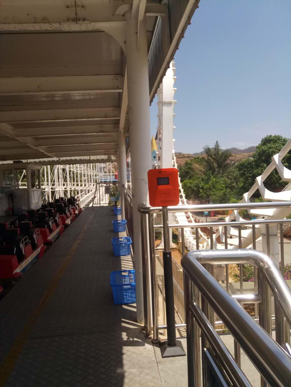 新余景区一卡通刷卡机 渝水水上乐园收费机 仙女湖游乐场消费机 孔目江健身房计时收费机