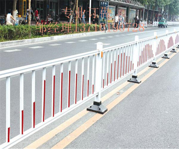 揭阳公路铁栏杆供应 深圳京式护栏批发 中山中央分割栏图片