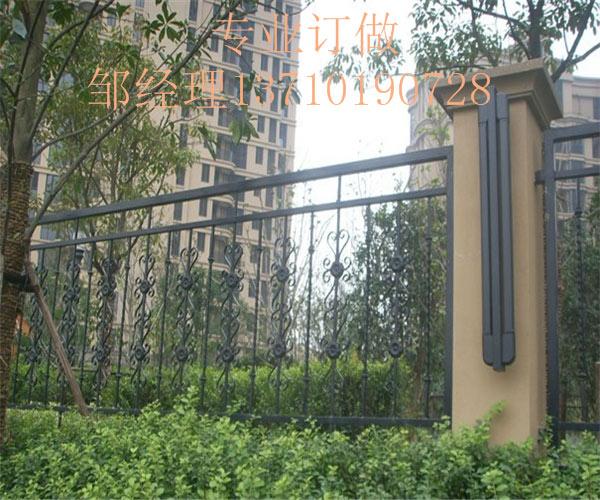 清远农家乐防爬栅栏 中山工业区护栏热销 广东庭院围栏厂家