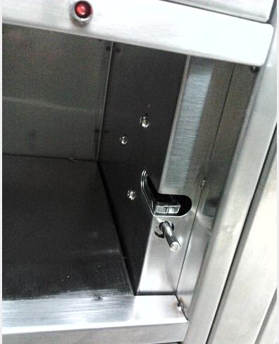 供应不绣钢信报箱锁,电柜门锁