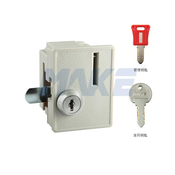 寄存柜锁更衣柜 储物柜锁投币锁MK303