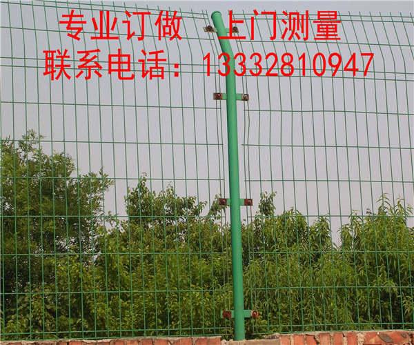 江门车道隔离护栏 中山双边丝护栏订做 珠海公园围栏网