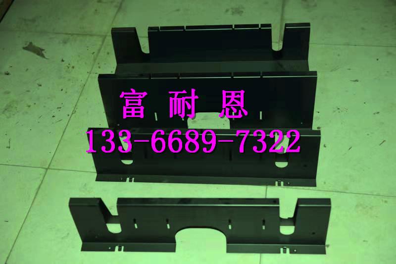 五环理线架1U机柜理线器适用网络配线架电话配线架五环过线架