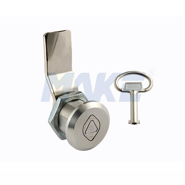 供应 三角锁 机箱机柜锁MK406 展示柜锁