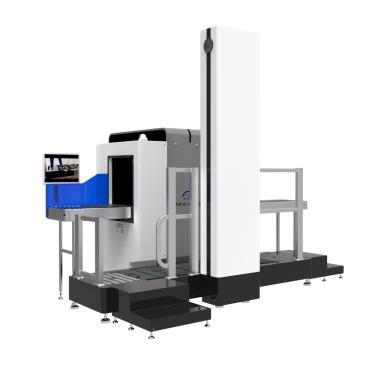 神枪微剂量法院购置X光人体随身包安检仪设备