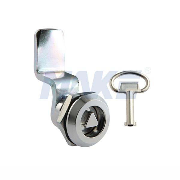 美科 机箱机柜锁 三角锁MK407-2