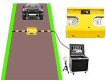 FDT-MVS16型移动式车底安全检查系统安检设备