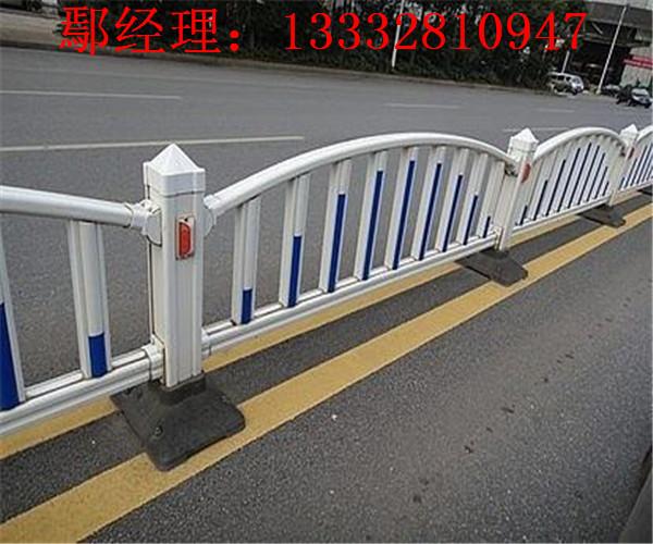 河源道路安全围栏 广州蓝白隔离栏采购 揭阳弧形护栏订做