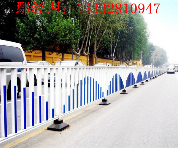 广州道路隔离护栏 珠海锌钢围栏订做 中山马路防护栏现货