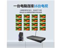 HDM1进16出分配器一分16电脑监控视频信号分配器