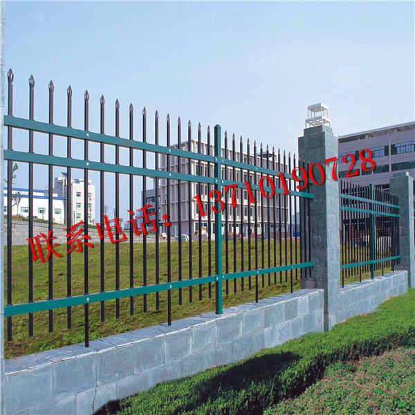 潮州停车场防爬栅栏订做 广东酒店护栏厂家 东莞院墙栏杆图片