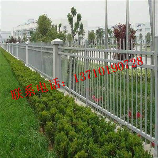 云浮道路锌钢栅栏订做 深圳花园围栏图片 湛江厂区护栏厂家