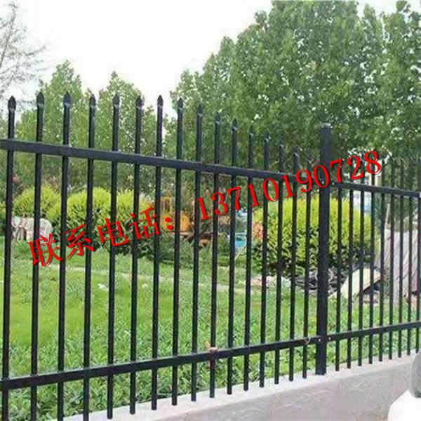 清远居民区围墙栏杆批发 广州住宅栅栏厂家 汕头建筑护栏订做