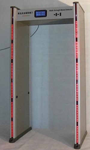 液晶安检门