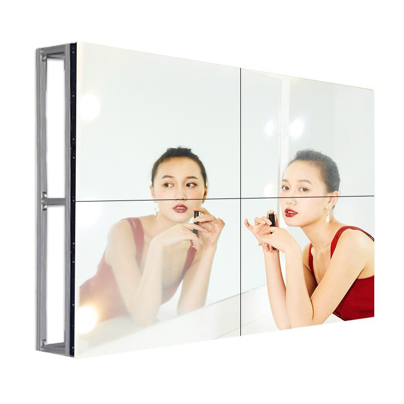 46寸超窄边液晶拼接屏液晶拼接大屏方案设计