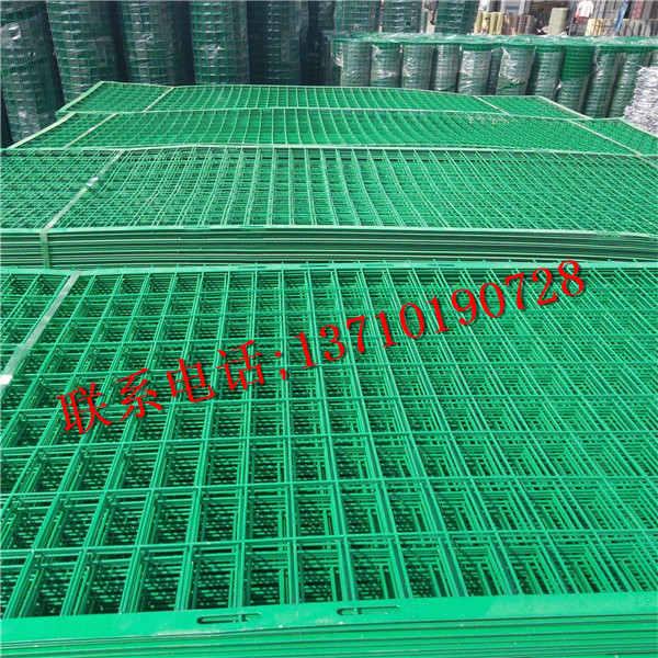 广州沿河道路双边围栏网 广东景区铁丝网 江门水塘护栏网厂家