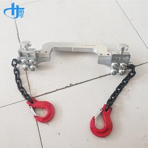 接触线紧固夹具AD-GW35+HC-GW 可调扭面器套装