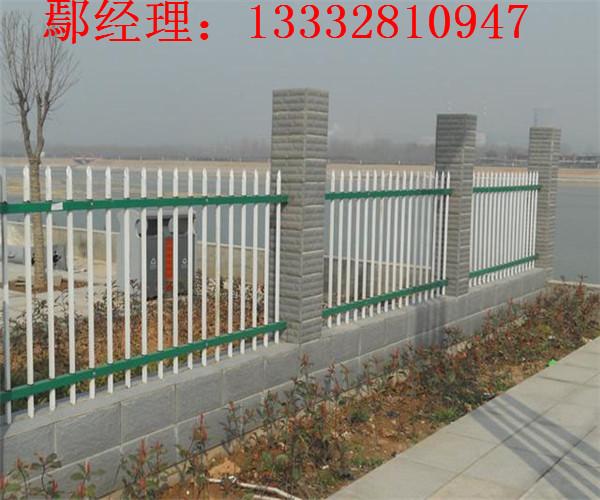 韶关公园防护栏热销 惠州三横杆栅栏 潮州小区防盗栏订做