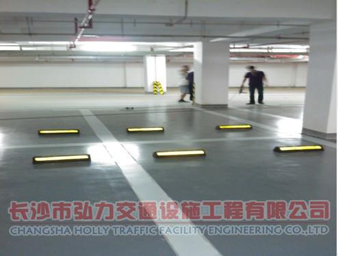 湖南长沙停车场地坪施工