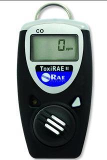 ToxiRAE II 氧气气体试验仪