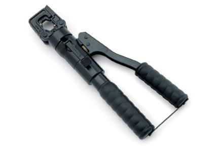 U型HT45-E便携式手动压接钳 电缆压线钳