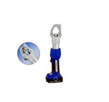 迷你充电式压接钳 铝制端子液压钳EKM60ID-L德国柯劳克