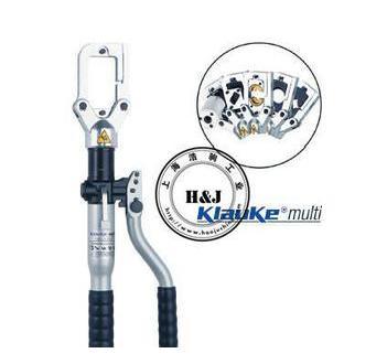 德国KLAUKE厂家直销HK60UNV手动压接机 液压压线钳