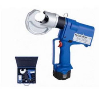 KLAUKE充电式液压压线钳充电式压接机EK12025L压接机