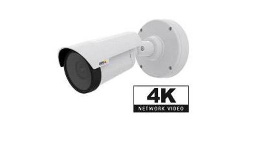 安讯士发布首款4K分辨率摄像机