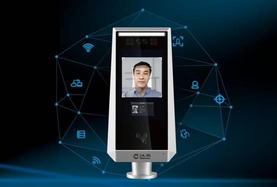 汉王亮银钻石款动态人脸识别机重磅推荐